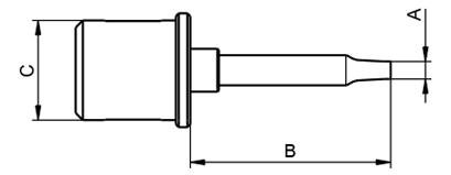 Altıgen Raşet Anahtarları Teknik Çizim
